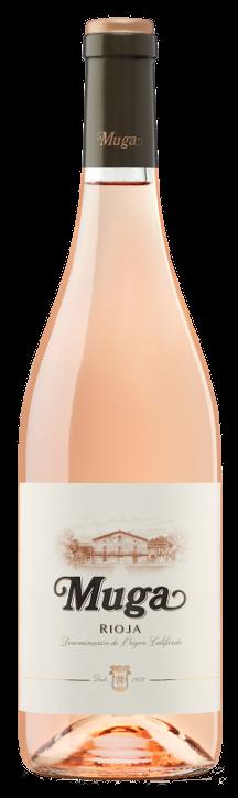 2018年份幕卡酒庄玫瑰红葡萄酒(Muga Rosado 2018)