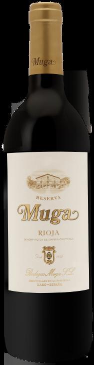 2013年份幕卡酒庄陈酿葡萄酒(MUGA RESERVA 2013)