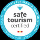 Certificado Safe Tourism Certified
