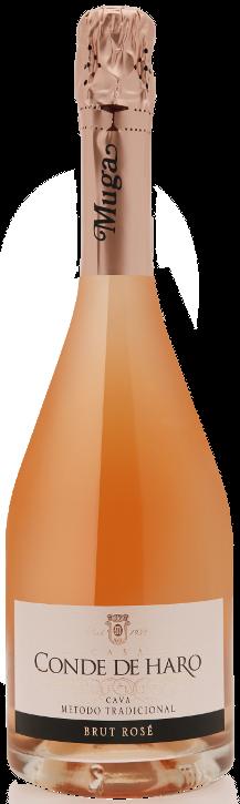 Cava Conde de Haro Rosé