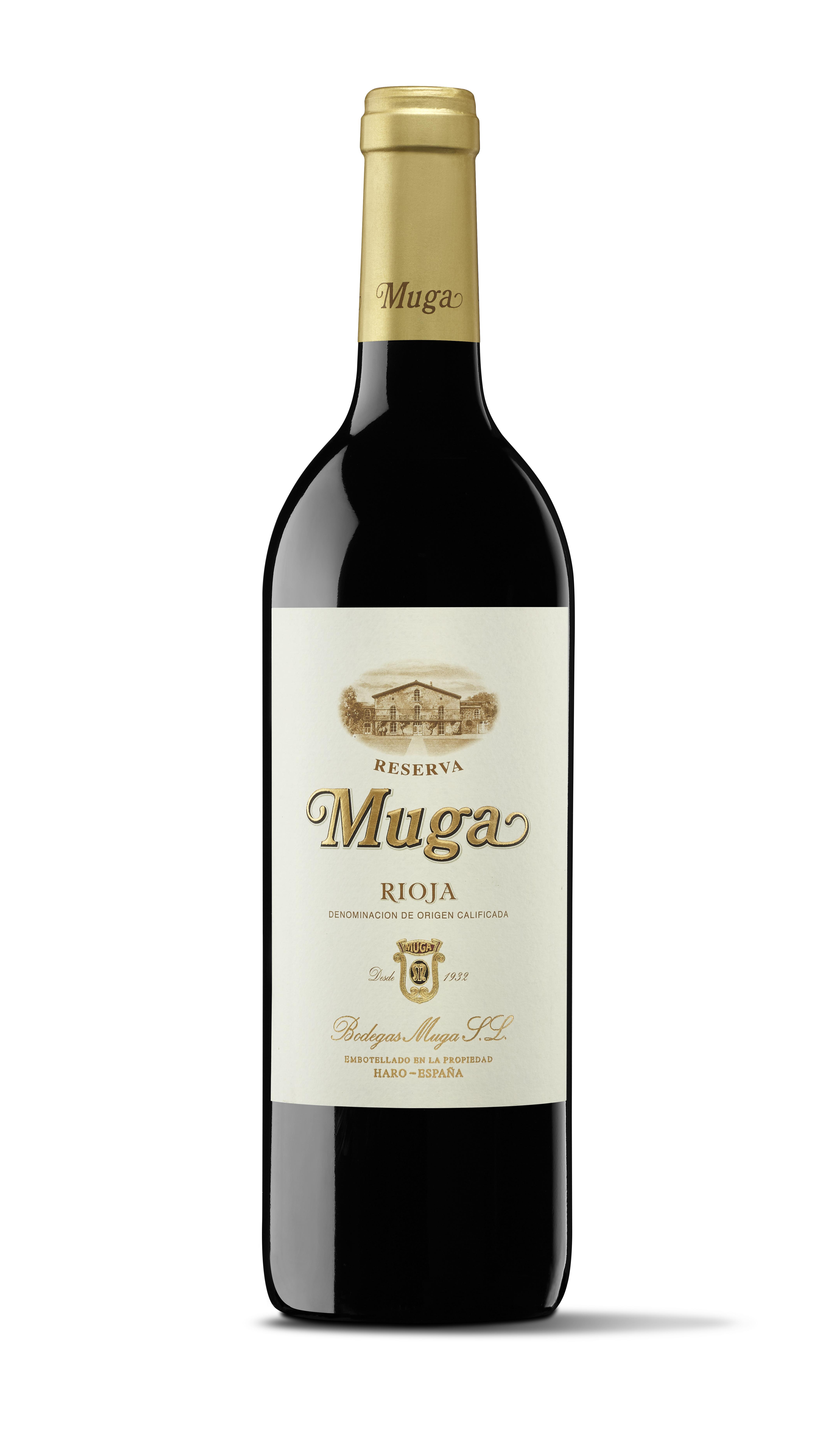 muga reserva 2014 muga winery