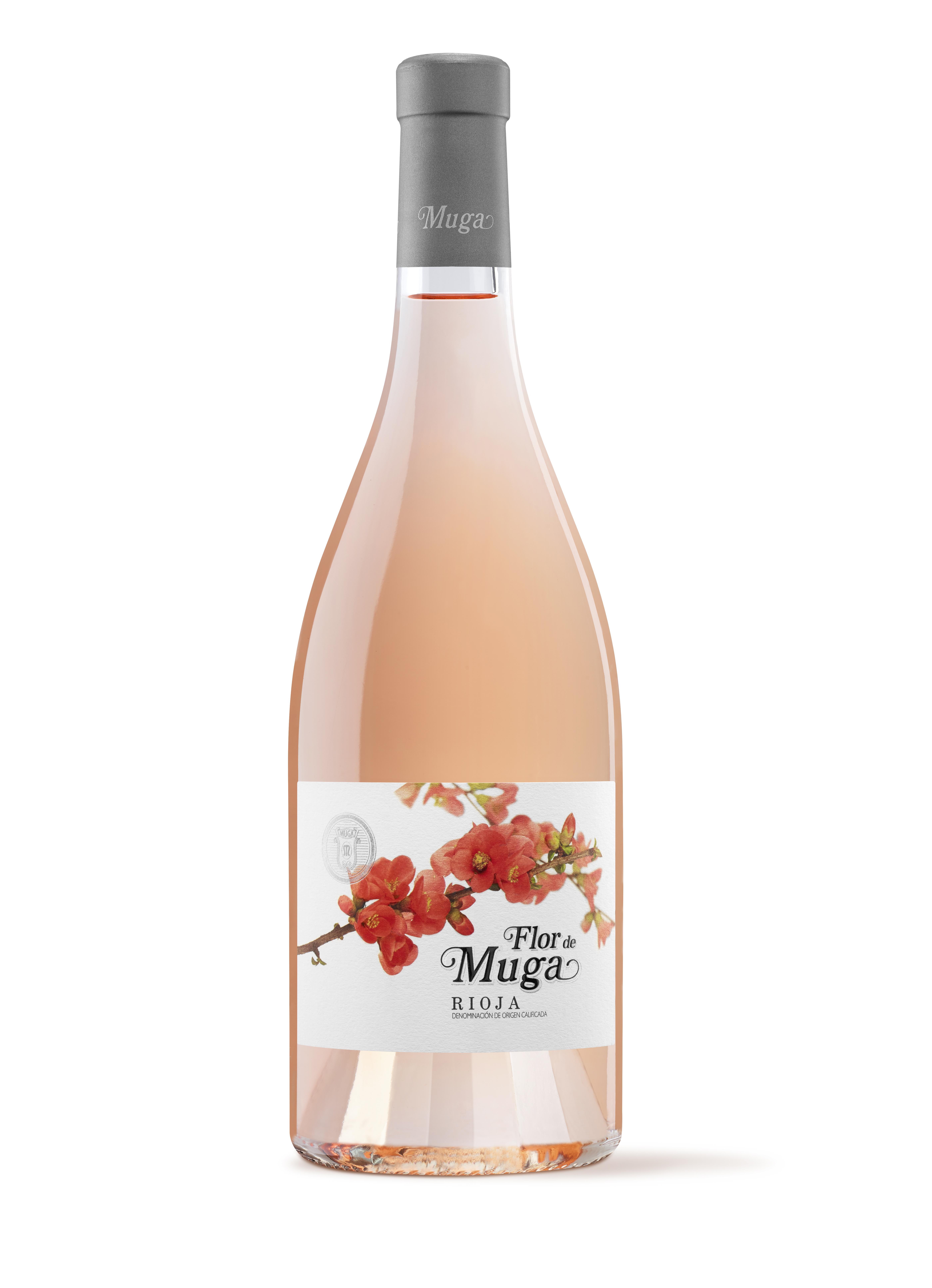 flor de muga rosé 2017 muga winery