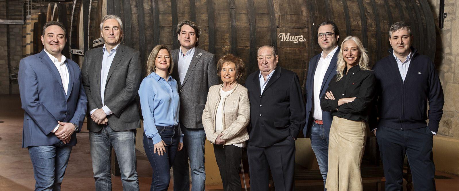 Muga - La familia