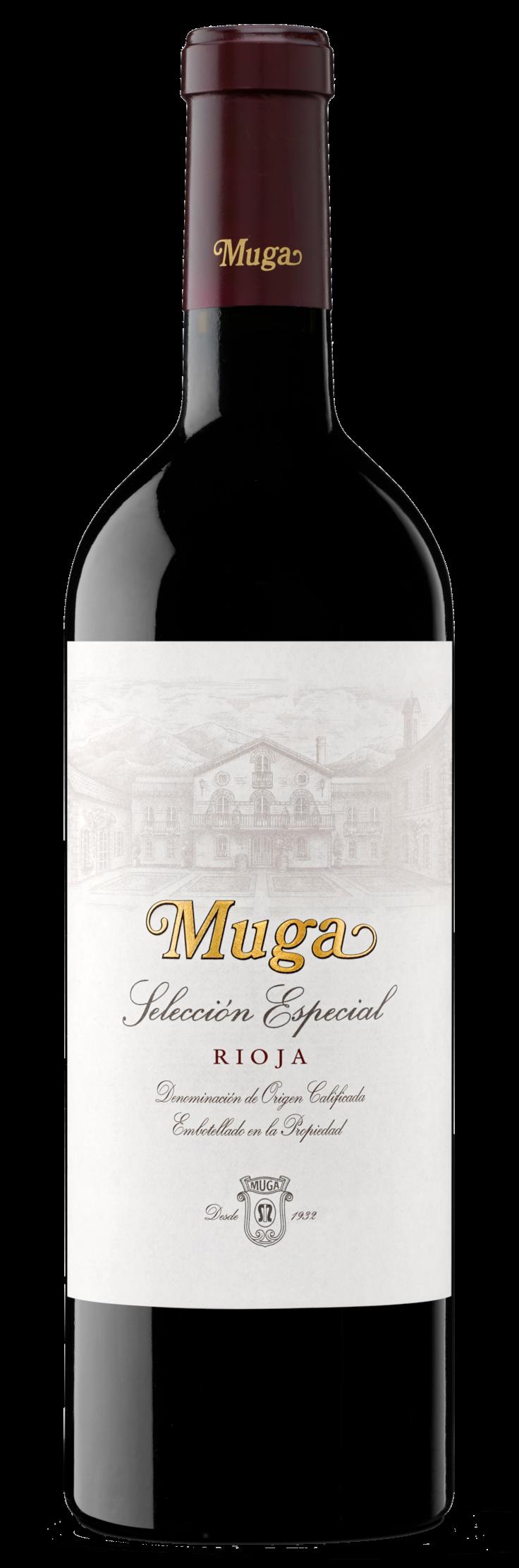 Muga Reserva Selección Especial 2016